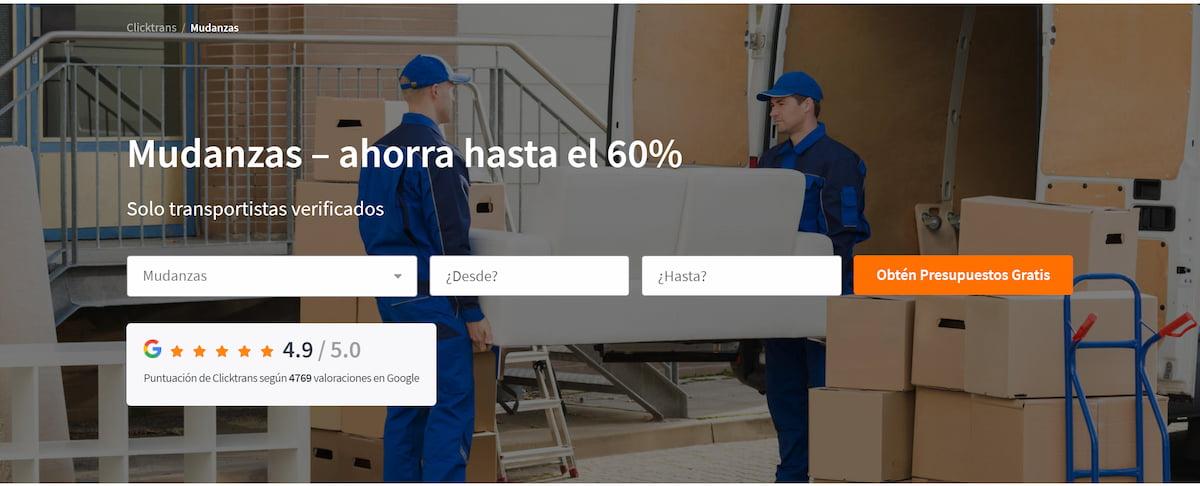 Clicktrans empresa sectorizada