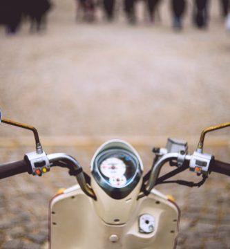 Transportar una moto